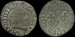 CGKL 134 - Henri III - Double tournois n...