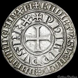 Philippe IV (1285-1314) - Gros