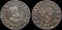CGKL 222 - Henri IV - Double tournois 15...