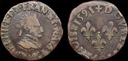 CGKL 160 - Henri IV - Double tournois 15...
