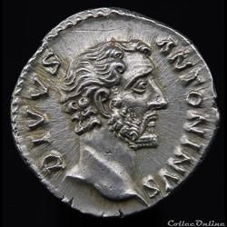 Antonin le Pieux (138-161) - Denier - DI...
