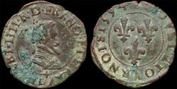 CGKL 174 - Henri IV - Double tournois 15...