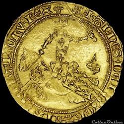 Jean II (1350-1364) - Franc à cheval