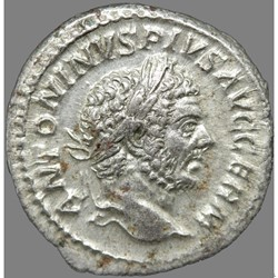 Caracalla (196-217) - Denier -
