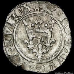 Charles VI (1380-1422) - Florette - Pari...
