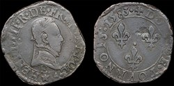 CGKL 128 - Henri III - Double tournois 1...