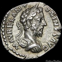 Marc Aurèle (139-161) - Denier - TRP XXX...