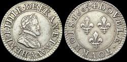CGKL 222 - Henri IV - Essai en argent du...