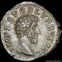 Lucius Verus (161-169) - Denier - Provid...