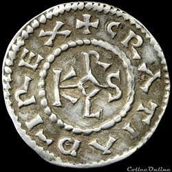 Charles II le Chauve (843-877) - Denier - Orléans