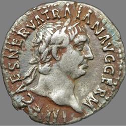 Trajan (98-117) - Denier -