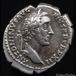 Antonin le Pieux (138-161) - Denier - CO...