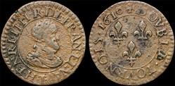 CGKL 216 - Henri IV - Double tournois 16...