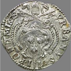 Comtat Venaissin - Urbain VIII - Barberin 1628 (Avignon)
