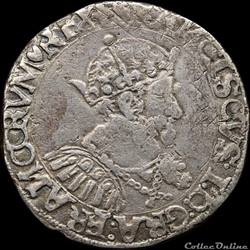 François Ier (1515-1547) - Faux teston -...
