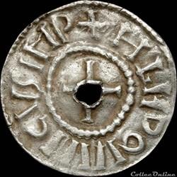 Louis Ier le Pieux (814-840) - Denier - Cambrai
