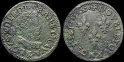 CGKL 258 - Louis XIII - Double tournois ...