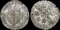 Henri II (1547-1559) -  Douzain du dauph...