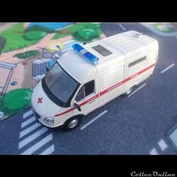 GAZ 32214 Ambulance