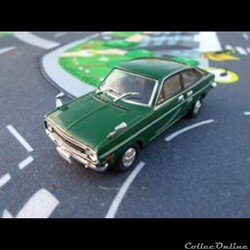 Collection Nissan - N°35 - Nissan Sunny ...