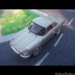 Alpine A108 coupé 2+2