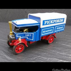 "Foden Steam Wagon ""Pickfords Removals St..."