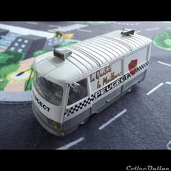 Caravane du Tour de France - N°24 - Peug...