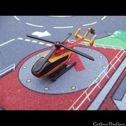 Hélicoptère Emergency