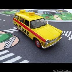 Caravane du Tour de France - N°54 - Peug...