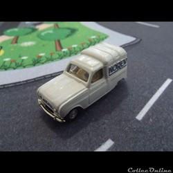 """Renault 4L F4 """"Norev"""""""