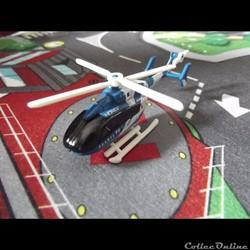 """Hélicoptère """"La Course Cycliste"""""""