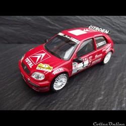 Citroën Saxo S1600 Rallye d'Alsace 2002