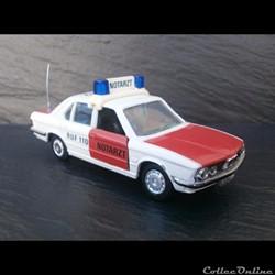 BMW 528i Notarzt