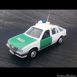 Opel Ascona C Polizei