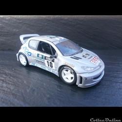 """Peugeot 206 WRC """"Tour de Corse"""" 2000"""