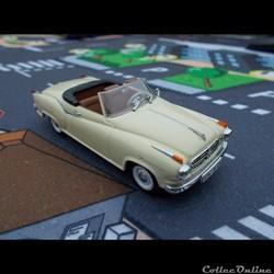 Borgward Isabella cabriolet
