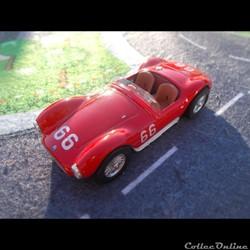 Maserati A6GCS Targa Florio