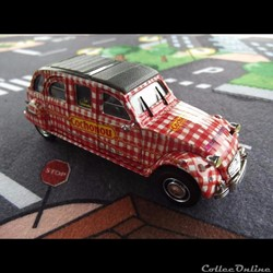 "Citroën 2CV limousine ""Cochonou"""