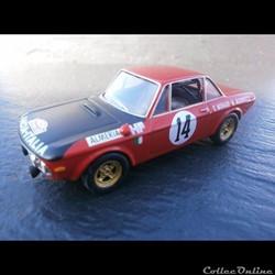 """Lancia Fulvia  """"Rally de Monte-Carlo 1972"""""""