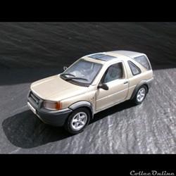 Land Rover Freelander hard back