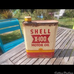 Shell X-100 2 litres
