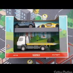 Renault Trucks D Dépanneuse + 2 Véhicule...