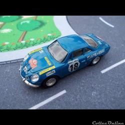 Alpine Renault A110 Monté Carlo