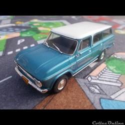 Chevrolet Veraneio S Luxe