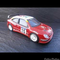 Citroën Xsara WRC Tour de Corse 2001