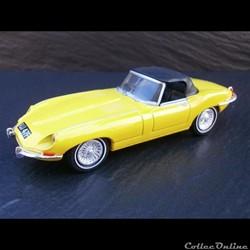 Jaguar Type E MK I 1/2 cabriolet
