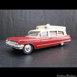 Cadillac Superior Ambulance