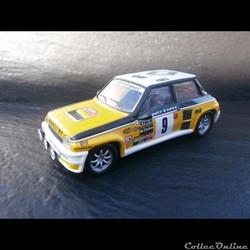 "Renault 5 Maxi Turbo ""Rallye de Monte-Carlo 1981"""