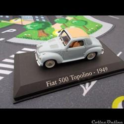 Auto indimenticabili Collezione - Fiat 5...
