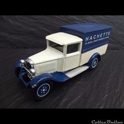 """Citroën C4F """"Hachette"""""""